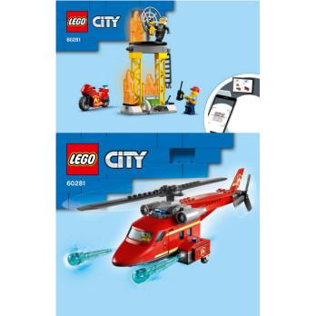Instructions Lego Lego City 60281 instructions-lego-city-60281 ici :