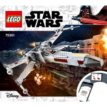 Instructions Lego Star Wars 75301 instructions-lego-star-wars-75301 ici :