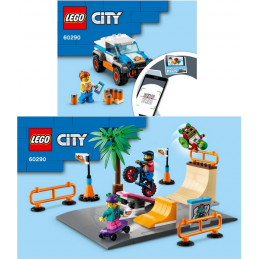 Instructions Lego City 60290
