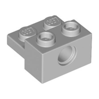 LEGO 6326478 2X2, W/4.85 HOLE - MEDIUM STONE GREY