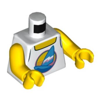 LEGO 6268491 TORSO SURFER lego-6268491-torso-surfer ici :