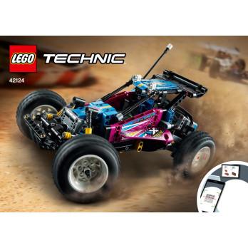 Instructions Lego Technic 42124
