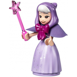 Minifigure Lego® Disney - Fairy Godmother minifigure-lego-disney-fairy-godmother ici :