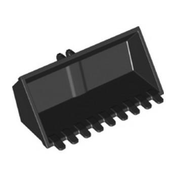 LEGO 6311434 SHOVEL 4X8X2 2/3 - BLACK