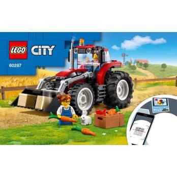 Instructions Lego City 60287