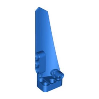 LEGO 6330921 TECHNIC LEFT PANEL 3X11 - BLUE