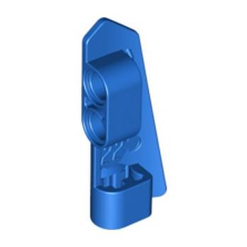 LEGO 6330928 LEFT PANEL 2X5 (N°22) - BLUE