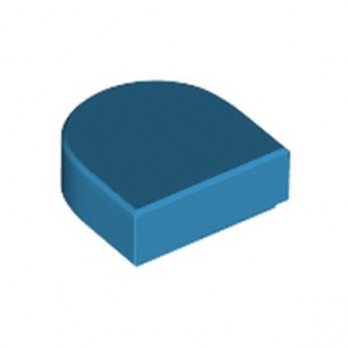 LEGO 6313557 FLAT TILE 1x1 ½  - DARK AZUR