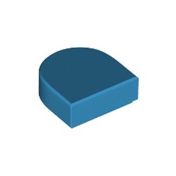 LEGO 6313557 PLATE LISSE 1x1 ½  - DARK AZUR
