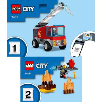 Instructions Lego City 60280 instructions-lego-city-60280 ici :