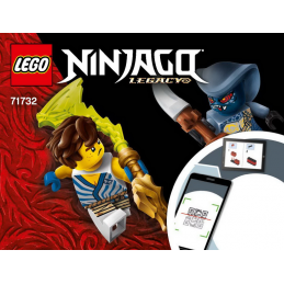 Instructions Lego Ninjago 71732