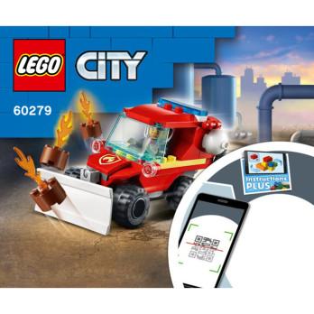 Instructions Lego City 60279 instructions-lego-city-60279 ici :