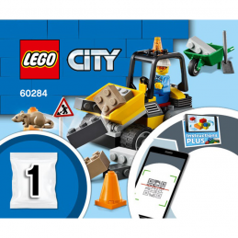 Instructions Lego City 60284 instructions-lego-city-60284 ici :