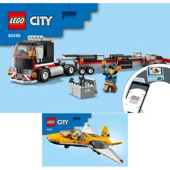 Instructions Lego City 60289 instructions-lego-city-60289 ici :