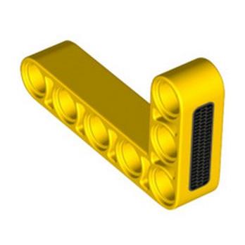 LEGO 6335196 TECHNIC ANG. BEAM 3X5 90 DEG. PRINTED - YELLOW lego-6335196-technic-ang-beam-3x5-90-deg-printed-yellow ici :