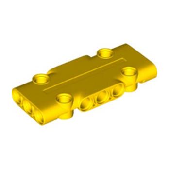 LEGO 6334490 FLAT PANEL 3X7 - YELLOW