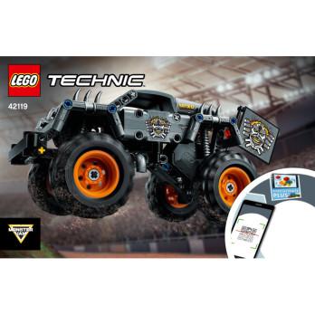 Instructions Lego Technic 42119