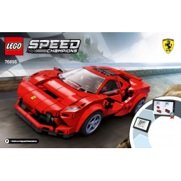 Instructions Lego Speed Champions 76895 instructions-lego-speed-champions-76895 ici :