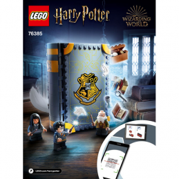 Instructions Lego Harry Potter 76385 instructions-lego-harry-potter-76385 ici :