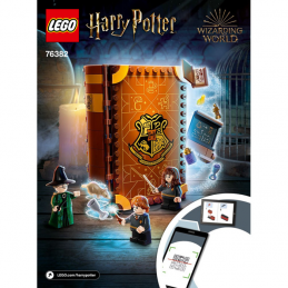 Instructions Lego Harry Potter 76382 instructions-lego-harry-potter-76382 ici :