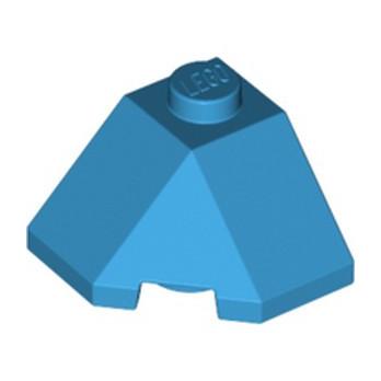 LEGO 6327675 ROOF TILE 2X2X1 45° - DARK AZUR lego-6327675-roof-tile-2x2x1-45-dark-azur ici :
