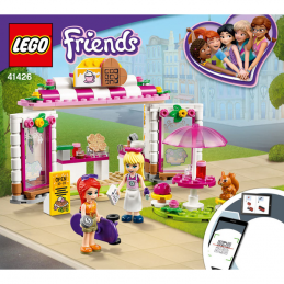 Instructions Lego Friends 41426