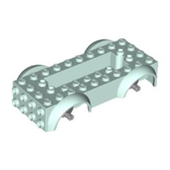 LEGO 6330606 WAGGON BOTTOM - AQUA