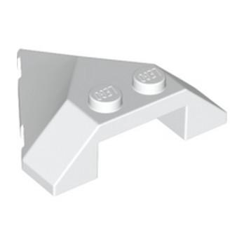 LEGO 6312379 ROOF TILE 4X4 45DEG - WHITE