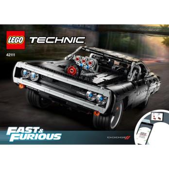 Instructions Lego Technic 42111