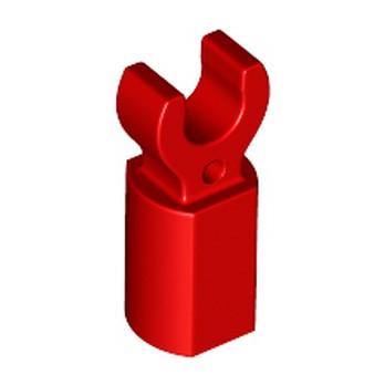 LEGO 6341972 HOLDER Ø3.2 W/TUBE Ø3.2 HOLE - RED lego-6341972-holder-o32-wtube-o32-hole-red ici :