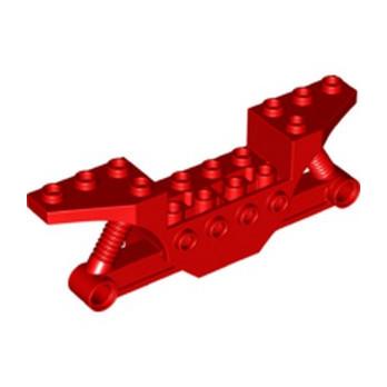 LEGO 6320082 VEHICLE FRAME, W/4.85 HOLE - RED