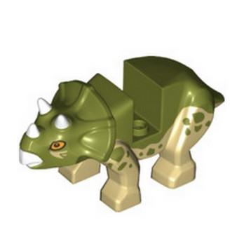 Minifigure Lego® Jurassic World - Triceratops