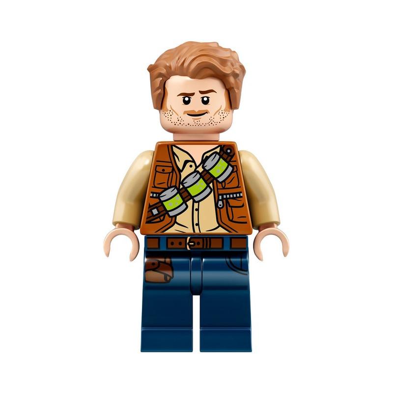 Minifigure Lego® Jurassic World - Owen Grady
