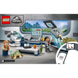 Instructions Lego® Jurassic World 75939 instructions-lego-jurassic-world-75939 ici :