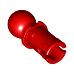 LEGO 6360104 BALL WITH FRICTION SNAP - RED