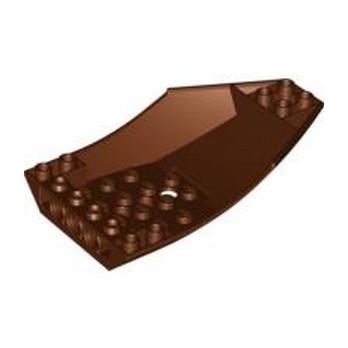 LEGO 6271703 SHELL 6X10X2 INV. - REDDISH BROWN lego-6271703-shell-6x10x2-inv-reddish-brown ici :