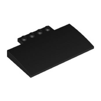 LEGO 6186061 RAMP 4X8X6,4 - BLACK