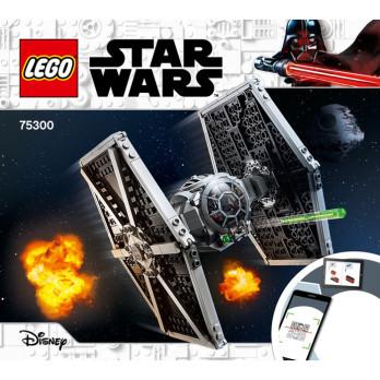 Instructions Lego® Star Wars 75300