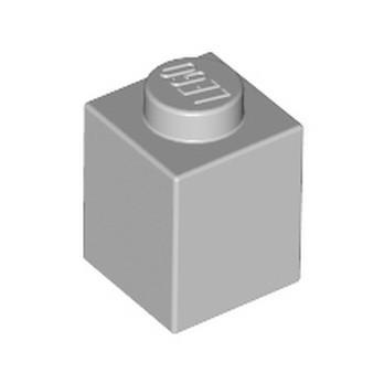 LEGO 4211389 BRICK 1X1 - MEDIUM STONE GREY