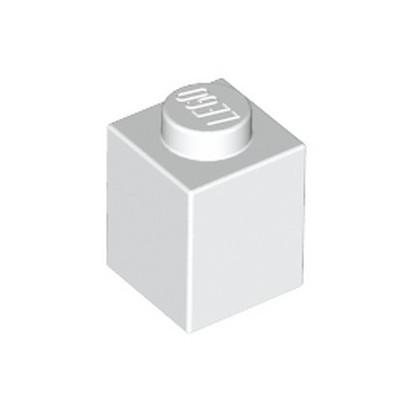 LEGO 300551 BRICK 1X1 - WHITE