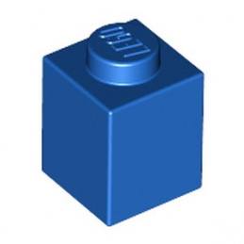 LEGO 300523 BRICK 1X1 - BLUE