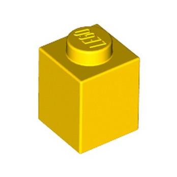 LEGO 300524 BRICK 1X1 - YELLOW