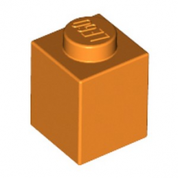 LEGO 4173805 BRICK 1X1 - ORANGE