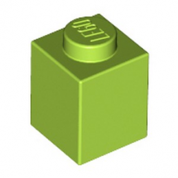 LEGO 4220634 BRIQUE 1X1 - BRIGHT YELLOWISH GREEN