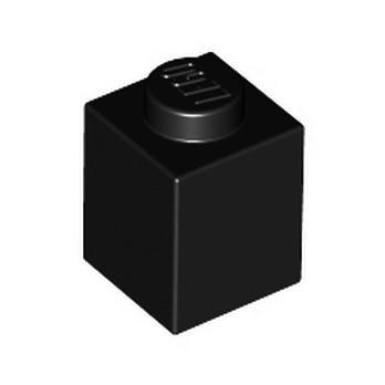 LEGO 300526 BRICK 1X1 - BLACK