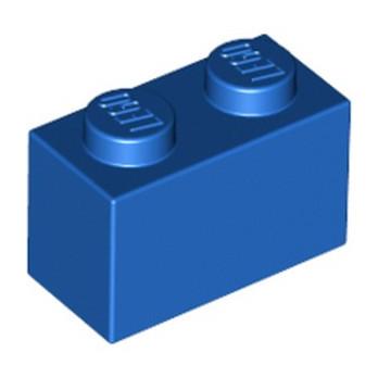LEGO 4613959 BRICK 1X2 - BLUE