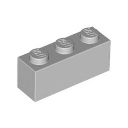 LEGO 4211428 BRICK 1X3 - MEDIUM STONE GREY