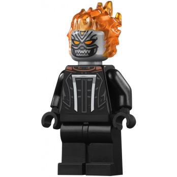 Minifigure Lego® Marvel - Ghost Rider minifigure-lego-marvel-ghost-rider ici :