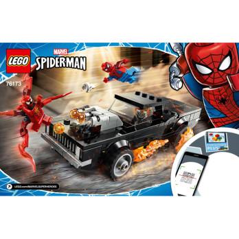 Instructions Lego® Marvel 76173