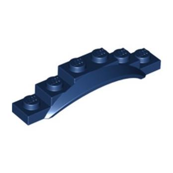 LEGO 6334261 SCREEN 1X6X1 W. EDGE - EARTH BLUE